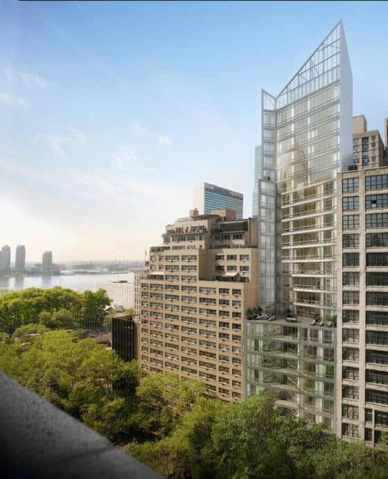315 East 46th Street by Sydness Architects