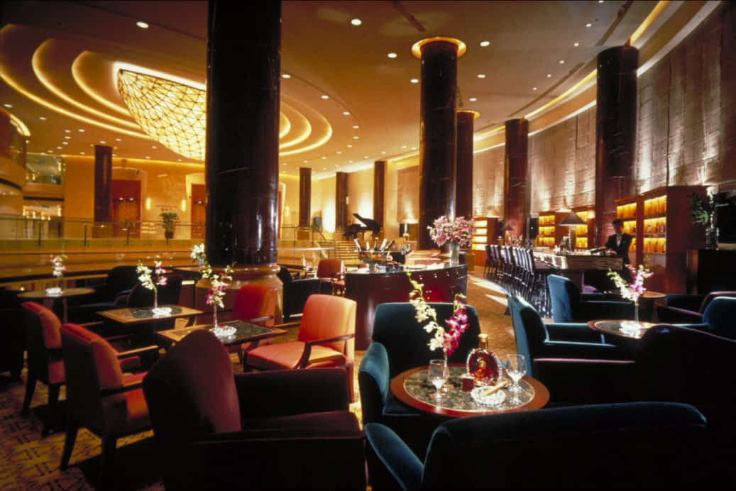 Five star hotel design