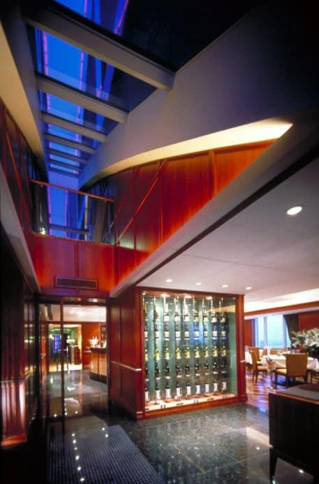 Shanghai St Regis hotel lobby design