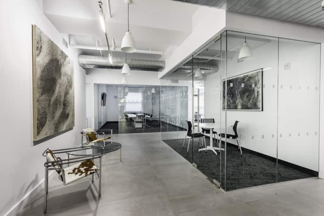 Sotheby's design by Sydness Architects