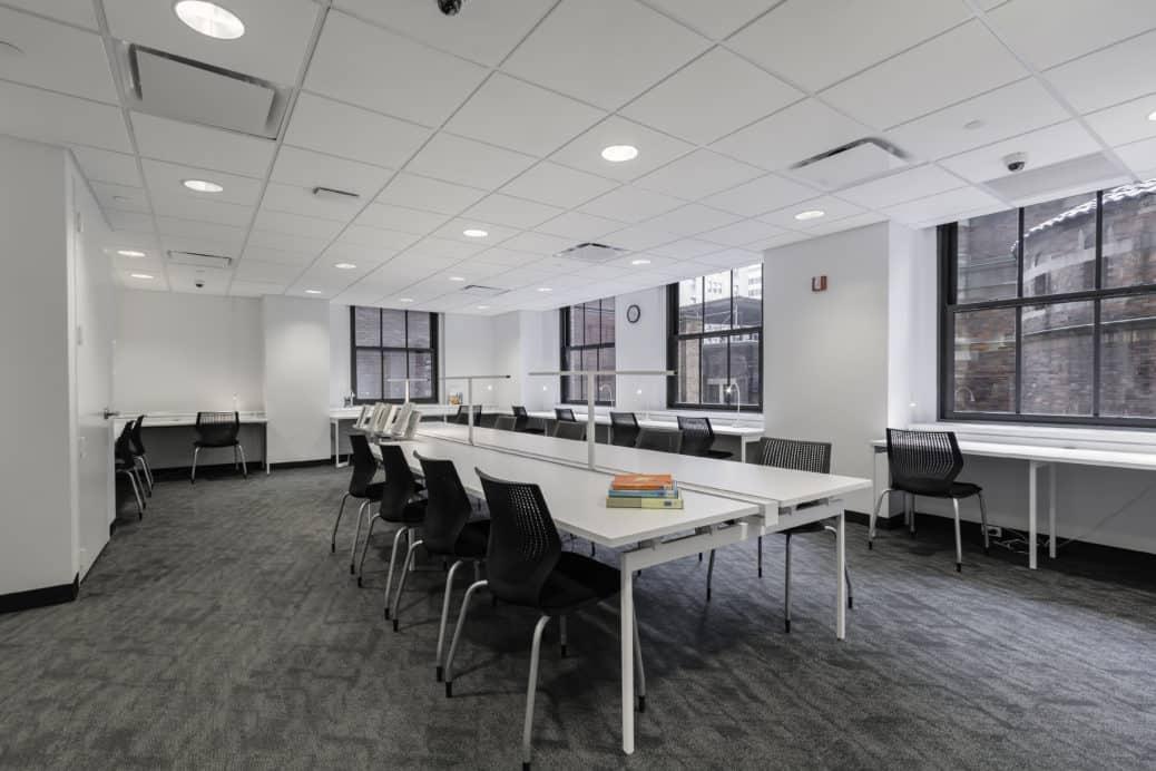 Sotheby's conference room design