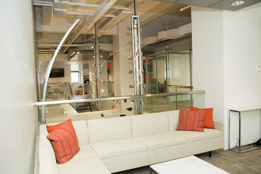 Marlin U0026 Associates Second Floor Design